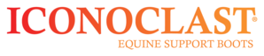 Iconoclast Equine Support Boot Logo